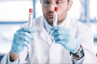 За сутки «свежий» коронавирус не обнаружен сразу в пяти областях Украины