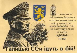 Отныне за использование символики СС «Галичина» будут сажать в тюрьму