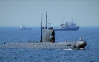 Украинский арсенал: подводная лодка U01 «Запорожье»