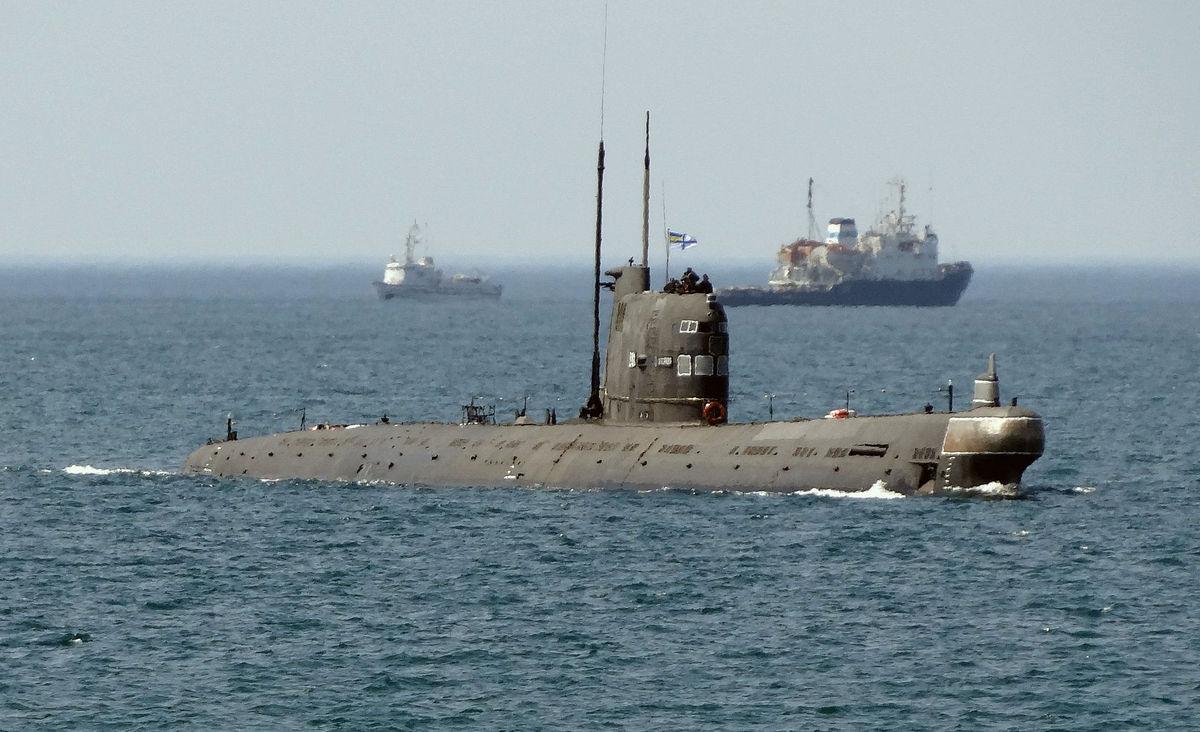 Подводная лодка U01 Запорожье