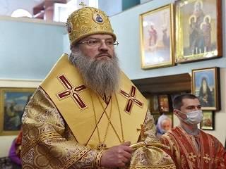 Запорожский митрополит УПЦ назвал главную задачу Церкви