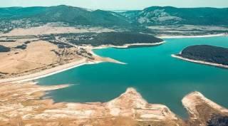 Аннексированный Крым почти остался без воды