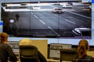 За первый день работы системы видеофиксации полиция выписала штрафов на почти 15 млн гривен
