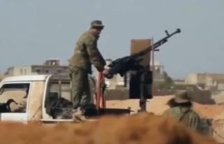 Главный аэропорт Ливии отбили у банды американского террориста