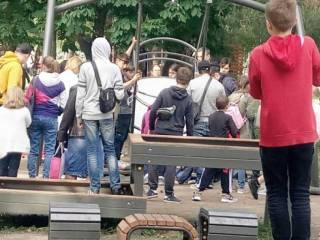 Малышка оказалась в реанимации после посещения парка в Броварах