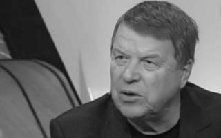 В Подмосковной больнице от коронавируса умер один из самых известных комиков советского кинематографа