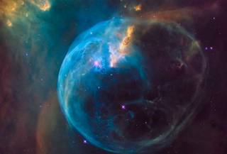 Пузырь Хаббла - ночной кошмар физиков-космологов
