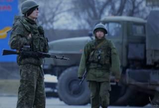 Цена Крыма: потери военной техники и личного состава ВСУ