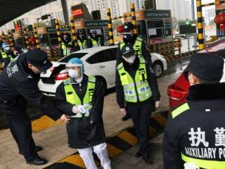 В столице Китая ввели военное положение из-за масштабной вспышки коронавируса