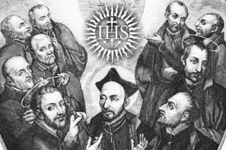 Количество иезуитов резко сокращается. Через 50 лет орден может просто исчезнуть