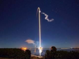 Компания Илона Маска запустила в космос девятую группировку спутников Starlink: как это было
