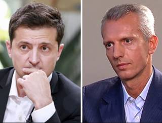 Зеленский соврал про Хорошковского и его должность
