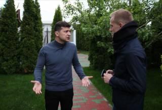 Вот мне посоветовали Лешу... Краткий обзор интервью Зеленского «Украинской правде»