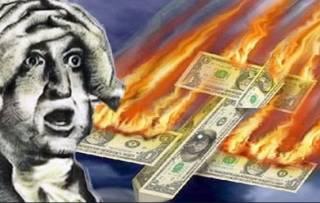 Прогноз Bloomberg: доллар рухнет в 2021 году