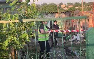 В Одесской области компания неудачно «поиграла» с гранатами
