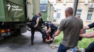 «Мусора забыли, как горели»: в Киеве произошли столкновения между полицией и активистами