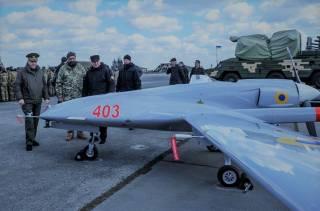 Сражение дронов. Беспилотник Bayraktar в Ливийской войне
