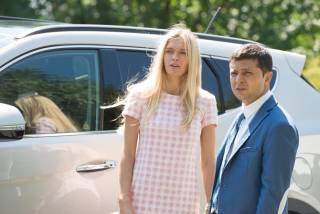 Турецкая газета назвала известную украинскую певицу женой Зеленского