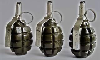 По украинским провинциям прошла волна инцидентов с гранатами. Не обошлось без жертв