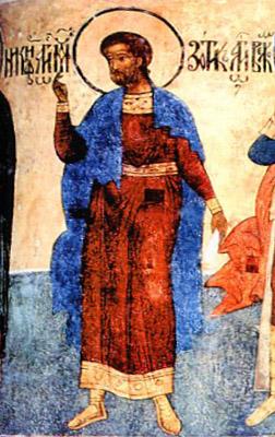 преподобный Зосима Финикийский