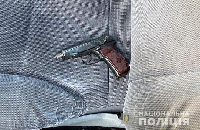 В Днепре застрелен 26-летний полицейский