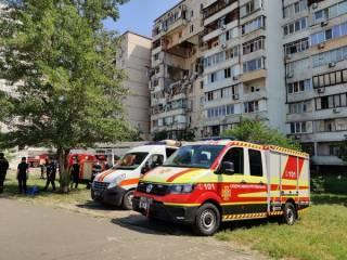 Появились сведения о погибших при взрыве газа в киевской многоэтажке