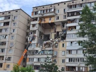 Названа основная причина взрыва дома на Позняках