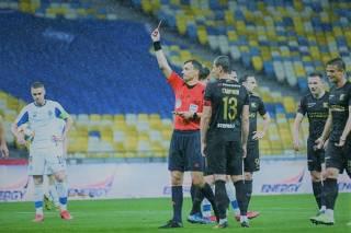 «Динамо» – «Колос»: победа в серии матчевых пенальти