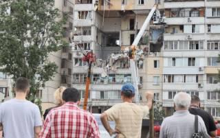 Взрыв дома на Позняках: стало известно, сколько денег получат люди от властей Киева