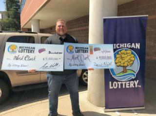 Американец умудрился дважды сорвать четырехмиллионный джек-пот в лотерею