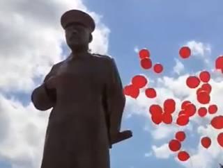 В России собираются построить Сталин-центр. Памятник уже открыли