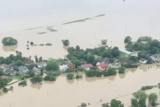 Наводнение на Западной Украине: появились официальные данные о массовых разрушениях