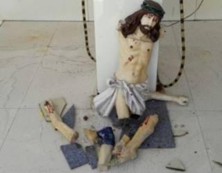 Негромайдан в США пробил очередное дно: его активисты призывают уничтожать христианские символы