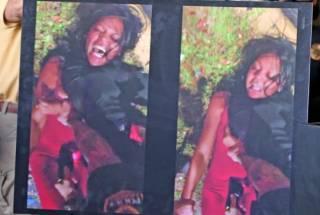 Полгода спустя: во Флориде наконец-то арестовали копа, который жестоко избил чернокожую женщину