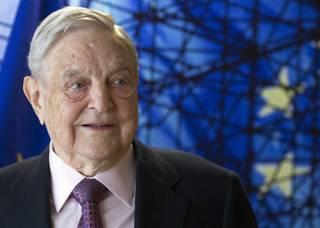 Спрут имени Джорджа Сороса опутал все европейские структуры