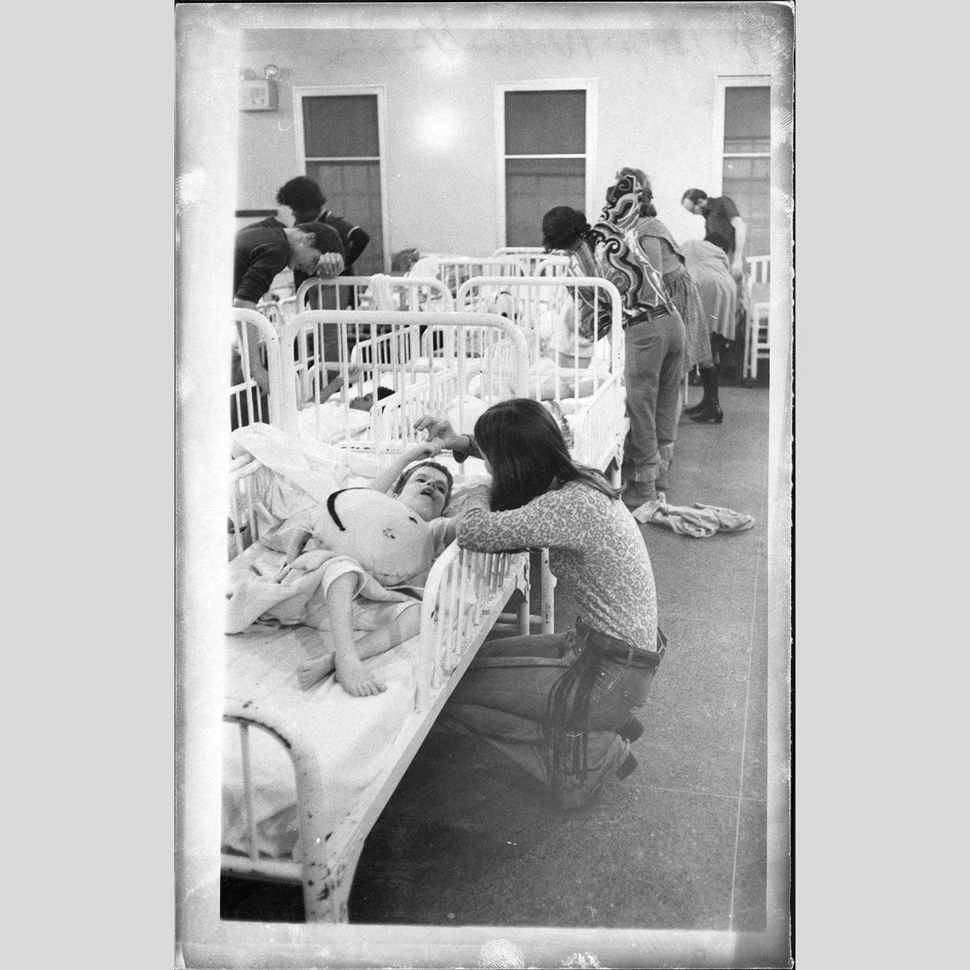 1972 год, школа Уиллоубрук