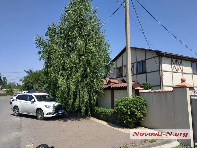 В Николаеве застрелилась жена депутата облсовета Игоря Ивануны
