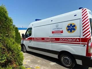 В Одесской области УПЦ передала медикам два автомобиля «Скорой помощи»