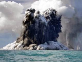 Ученые раскрыли тайну извержения подводных вулканов