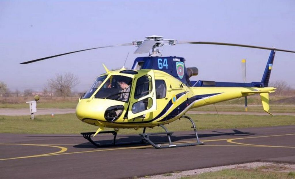 Eurocopter H125
