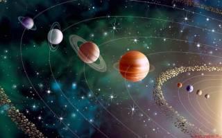 Удивительные астрономические явления января - июля 2020 года: затмение Венеры, Клубничная Луна, волчье затмение, солнечное затмение, два парада планет