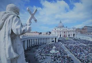 Тотальное лицемерие. Рецензия на книгу Юрия Карлова «Миссия в Ватикан»