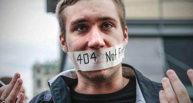 цензура украинских СМИ
