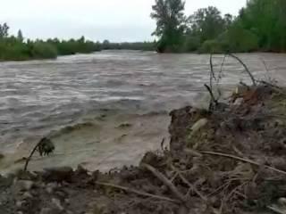 Жителей семи сел Львовской области пугают наводнением из-за угрозы прорыва дамбы