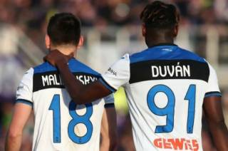Украинец Малиновский провел очередной шикарный матч в чемпионате Италии