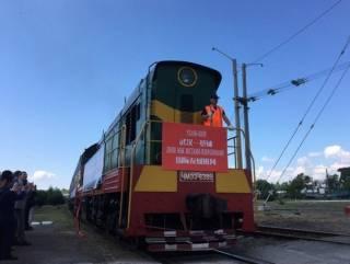 В Киев прибыл поезд из бывшего эпицентра коронавируса