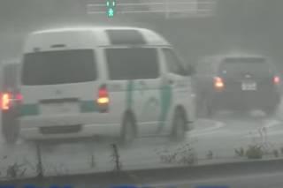 Жертвами дождей в Японии стали десятки людей