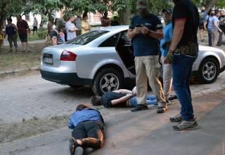 В Одессе задержали членов этнической банды