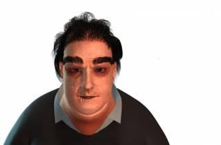 Красные глаза и второй подбородок: ученые показали, как будут выглядеть работники будущего