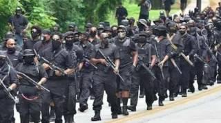 «Черные ополченцы»: вооруженные афроамериканцы требуют отдать им Техас в счет компенсации за рабство